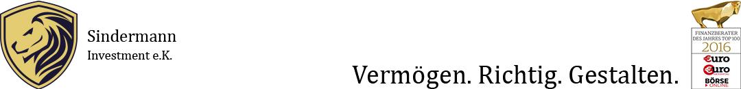Sindermann Investment e.K. Logo